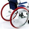 ホイルソックス(車椅子タイヤカバー)