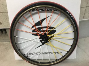 "画像2: Spinergy SLX X-Laced Sports Special (25""/26"")"