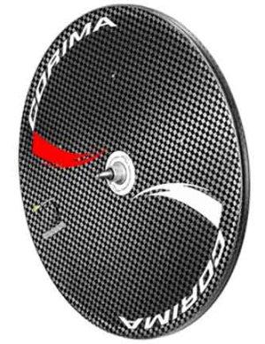 画像2: CORIMA DISC Carbon wheel (ハンドリム 5 ヶ所固定)